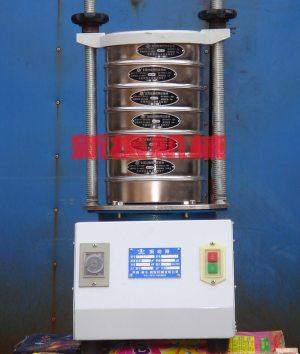 盖板+双螺栓对称压紧方式试验筛